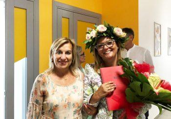 Maria Cristina Rebecchi: la prima laureata in Italia sulla tecnica immaginativa VIC!
