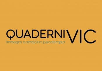 Quaderni VIC – Immagini e simboli in psicoterapia